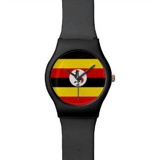 Uganda Flag Watch