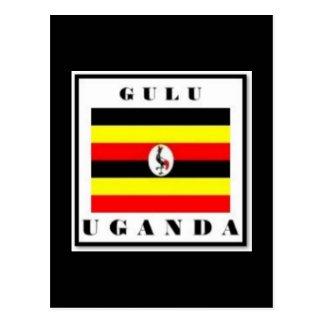 Uganda, Gulu Customized Products Postcard