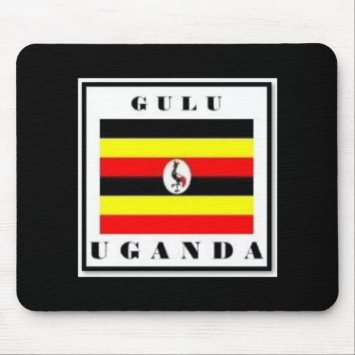 Uganda, Gulu modificó productos para requisitos pa Tapetes De Raton