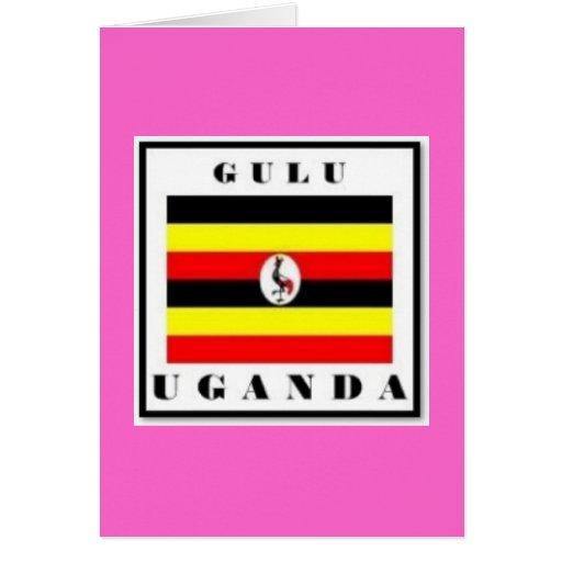Uganda, Gulu modificó productos para requisitos pa Tarjetón