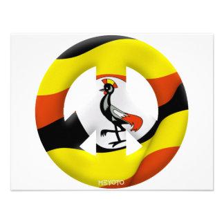 Uganda Custom Invitation