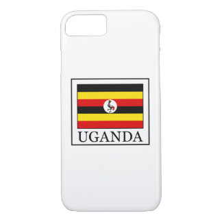 Uganda iPhone 7 Case