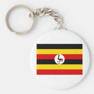 Uganda Keychain