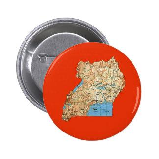 Uganda Map Button