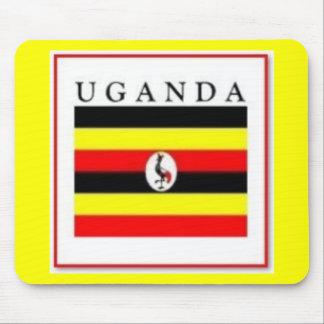 Uganda modificó el producto para requisitos partic alfombrillas de ratón