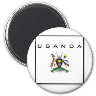 Uganda modificó el producto para requisitos partic imán redondo 5 cm
