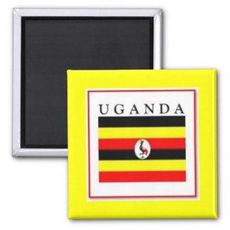 Uganda modificó el producto para requisitos partic imanes