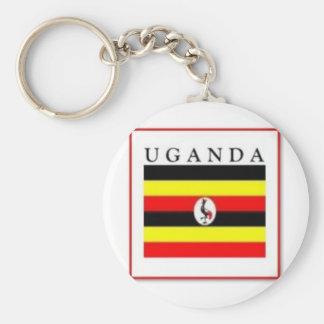 Uganda modificó el producto para requisitos partic llavero redondo tipo pin