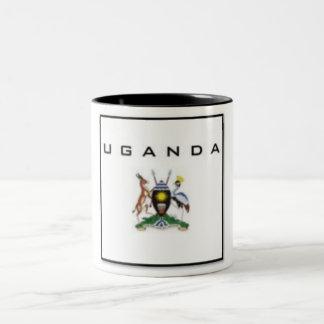 Uganda modificó el producto para requisitos partic taza dos tonos