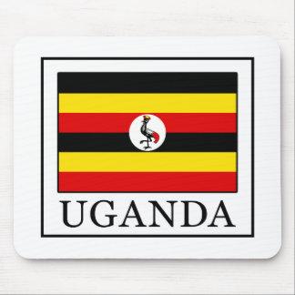 Uganda Mouse Pad
