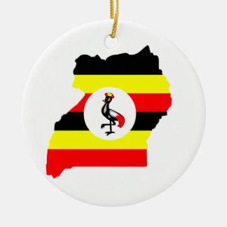 Uganda Ornaments