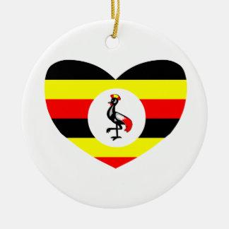 Uganda Christmas Tree Ornaments