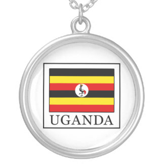 Uganda Silver Plated Necklace