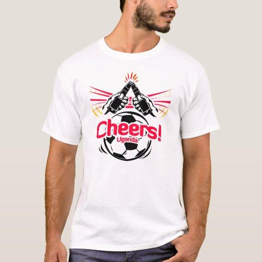 Uganda Soccer T-Shirt