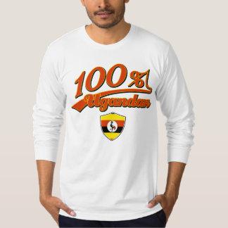 Ugandan 100% poleras
