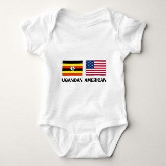 Ugandan American Baby Bodysuit