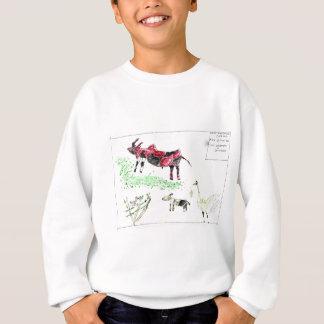 Ugandan Animals Sweatshirt
