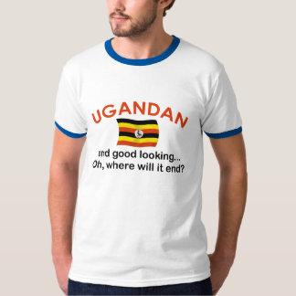 Ugandan apuesto camisas