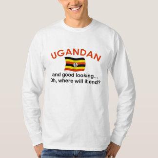 Ugandan apuesto polera