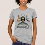 Ugandan Emblem T Shirt