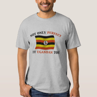Ugandan perfecto camisas