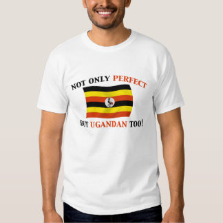 Ugandan perfecto playera