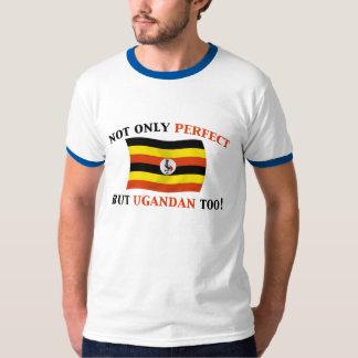 Ugandan perfecto remera