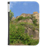 Ugandan Rock Valley Kindle Case