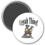 Uggah Thing--GALOOT Mutation #001 Magnets