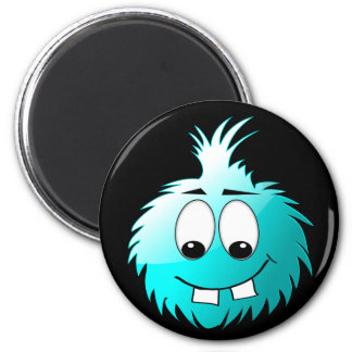 Uggles - Boomer 2 Inch Round Magnet