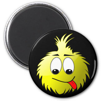 Uggles - Munch 2 Inch Round Magnet