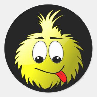 Uggles - Munch Classic Round Sticker