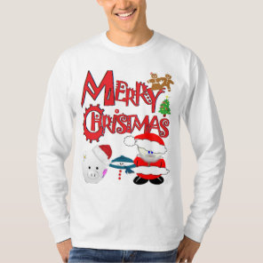 Ugliest of the ugly holiday shirt