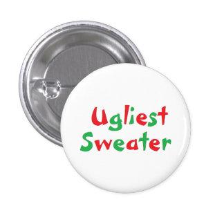 """""""Ugliest Sweater"""" Award Button"""