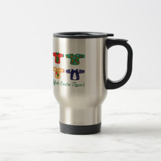 Ugliest Sweater Travel Mug