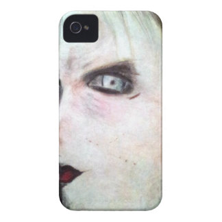 UGLY Angry Woman iPhone 4 Cover
