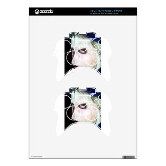 UGLY Angry Woman Xbox 360 Controller Skin