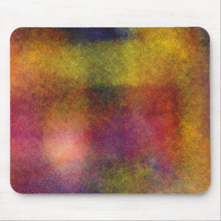 Ugly awful pattern mouse pad