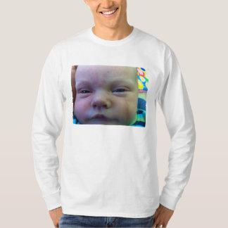 Ugly baby face. shirt