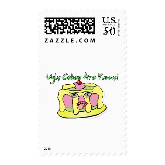 Ugly Cakes Postage