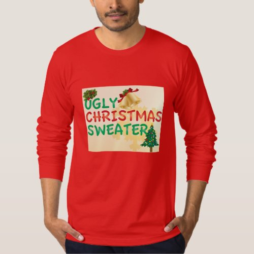 Ugly Christmas Sweater After Christmas Sales 2813