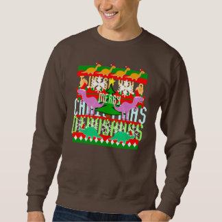 ugly christmas sweater dinosaur - Dinosaur Christmas Sweater