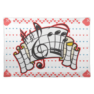 Ugly Christmas Sweater Music Note Gifts on Zazzle