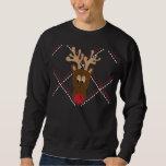 Ugly Christmas Sweater Pullover Sweatshirt