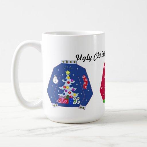 Ugly Christmas Sweaters Coffee Mug