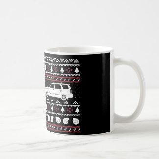Ugly Christmas Turbo SUV Mug