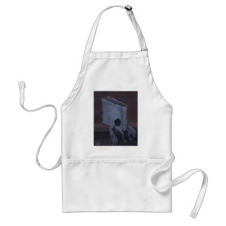 Ugly Cover Adult Apron