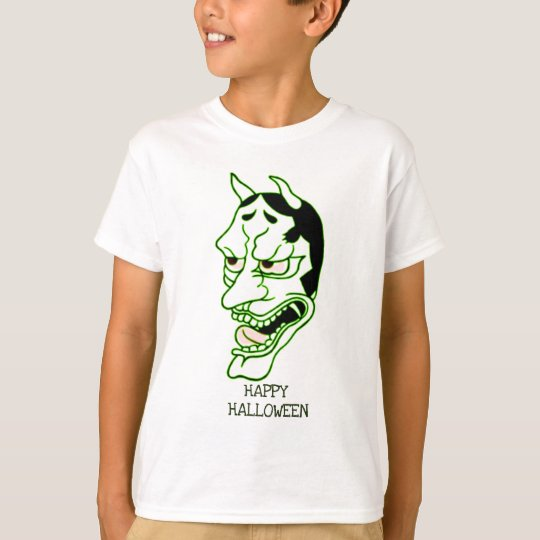 UGLY DEVIL LAUGHING HALLOWEEN PRINT T-Shirt