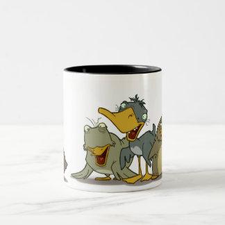 Ugly Duckling Mug