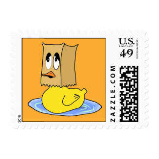 Ugly Duckling Stamp